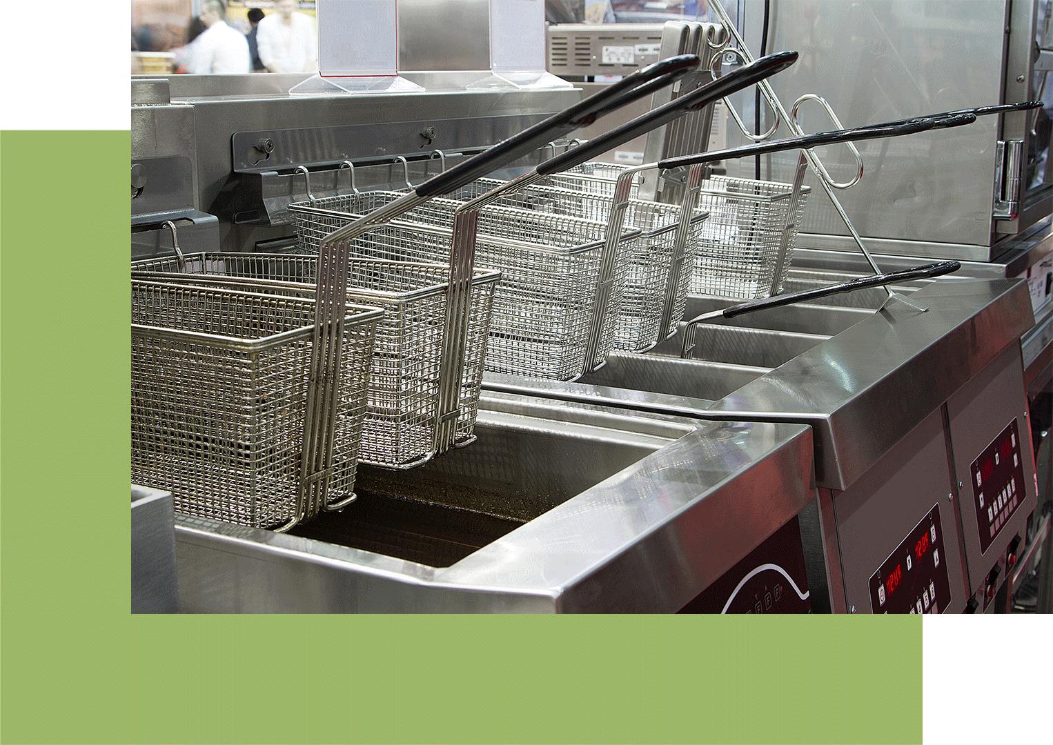 Reciclaje de aceite de cocina usado en Santiago